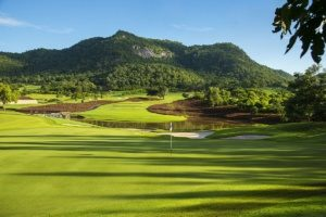 Black Mountain Named Best Golf Course in Thailand