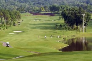 Golf in a Kingdom Turns Out In Force At Asian Golf Travel Conference