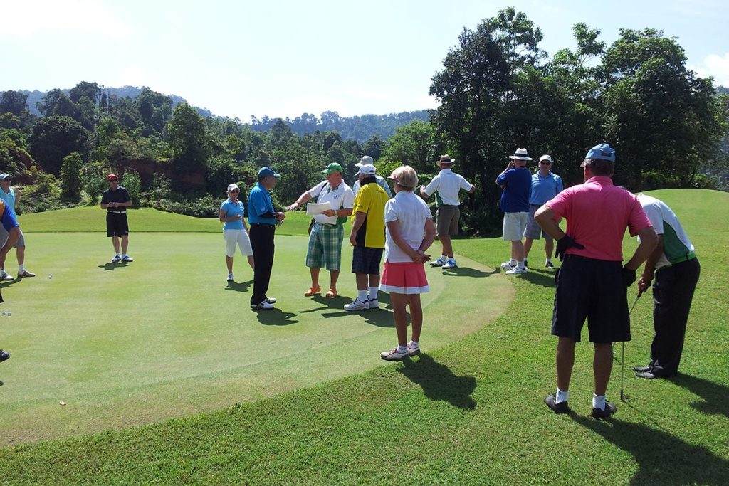 Phuket Amateur Golf