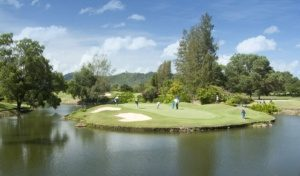 Golf in Phuket - A Destination Review by Ian Morgan
