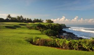 Boost for Bali's Golf Credentials
