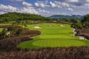 Third 72-hole Amateur Tournament in Asia