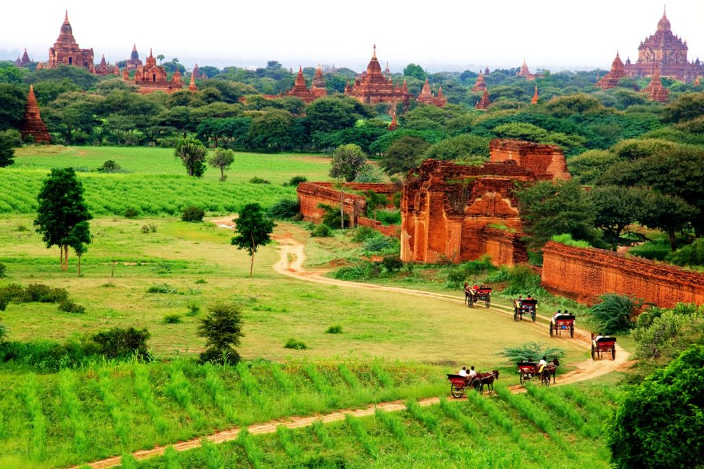 Golf in Myanmar - Most Authentic Travel