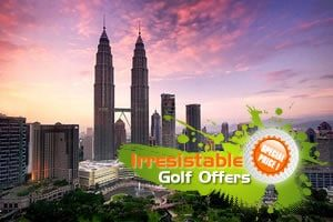 Kuala Lumpur Golf Package Special Offer
