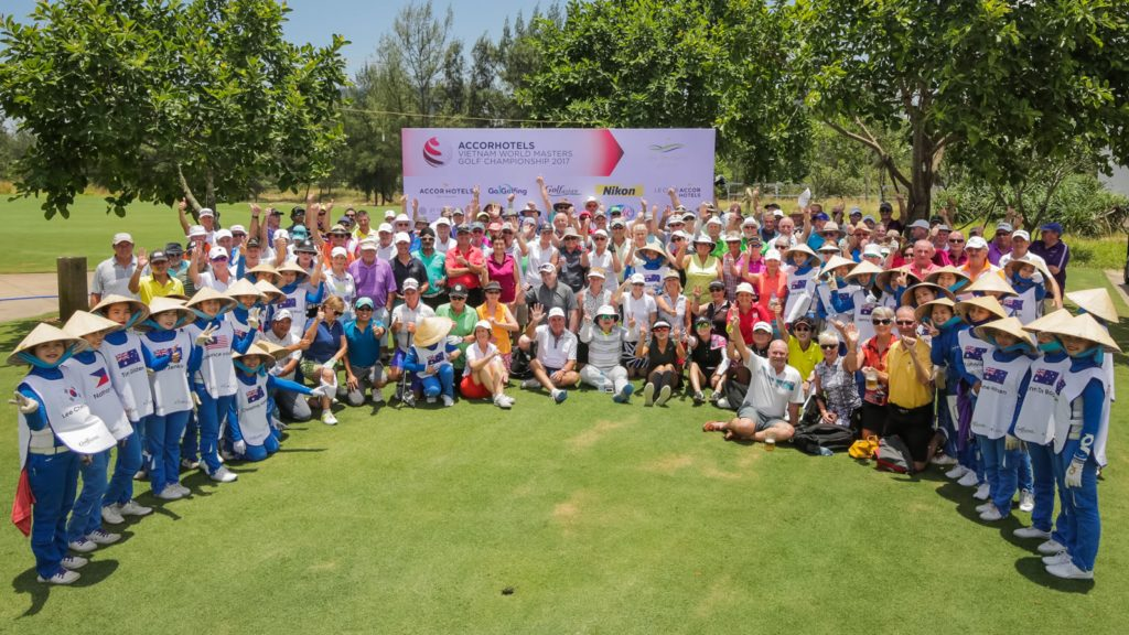 AccorHotels Vietnam World Masters Golf Championship Returns to Danang for the Fourth Consecutive Year