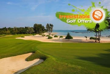Desaru Golf Trip Special Deal