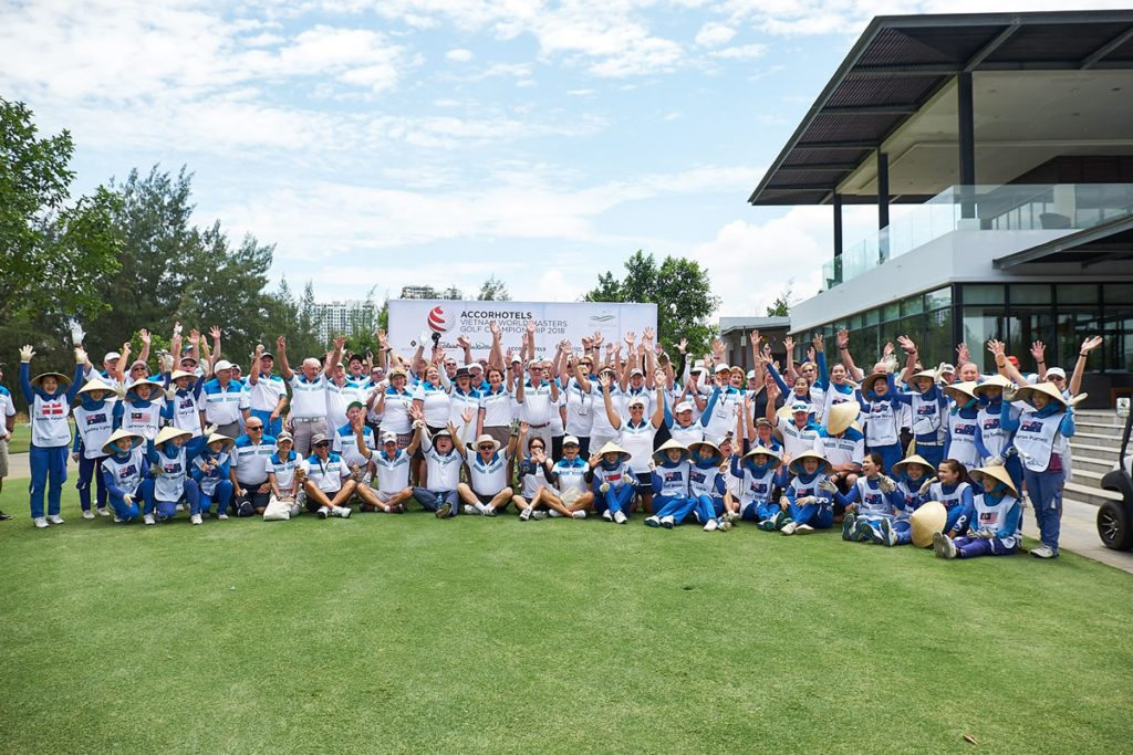 Golfers Flock to the Fifth and Biggest AccorHotels Vietnam World Masters Golf Championship