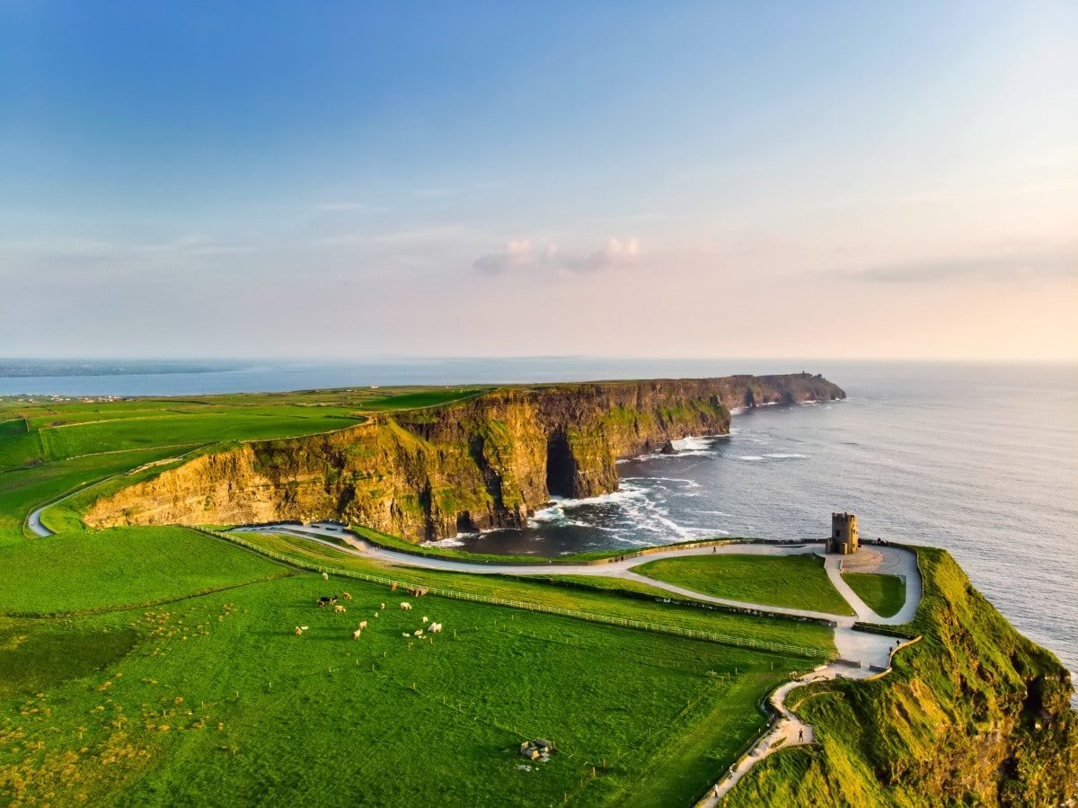 "Ireland ""Legends of the Emerald Isle"" Golf Tour"