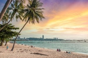Pattaya - A Destination Review by Simon Angove