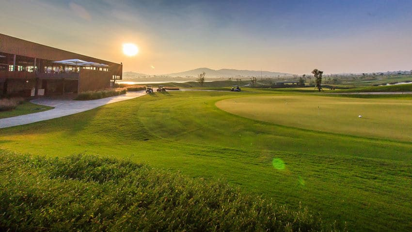 8. Siam Country Club Waterside