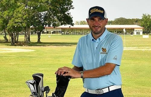 Golfasian Partners with Andrew Knott from Singha Elite Golf Performance Centre