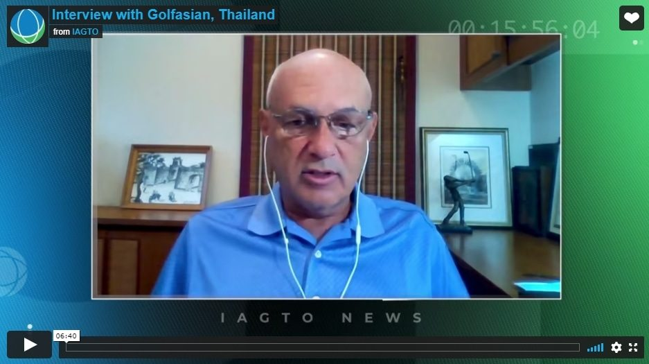 IAGTO speaks to Golfasian's Mark Siegel about Thailand, South-East Asia and diversifying during the pandemic for DMCs